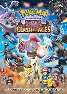 Pokemon The Movie 18: Hoopa and the Clash of Ages (2015) โปเกมอน เดอะ มูฟวี่: อภิมหาศึกฮูปาถล่มโลก