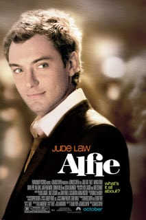 Alfie (2004) อัลฟี่ กิ๊กๆ กั๊กๆ ไม่รักสักที