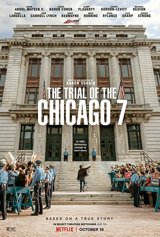 The Trial of the Chicago 7 | Netflix (2020) ชิคาโก 7