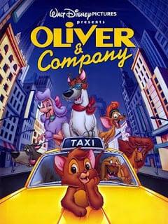 Oliver & Company (1988) เหมียวน้อยโอลิเวอร์กับเพื่อนเกลอ