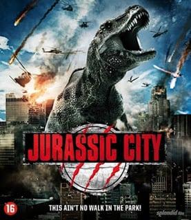 Jurassic City (2015) ไดโนเสาร์ถล่มเมือง