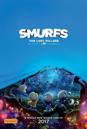The Smurfs 3 (2017) สเมิร์ฟ หมู่บ้านที่สาบสูญ
