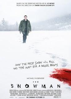 The Snowman (2017) แฮร์รี โฮล กับคดีฆาตกรมนุษย์หิมะ