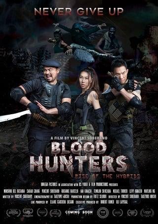 Blood Hunters: Rise of the Hybrids (2019) นักล่าเลือด การเพิ่มขึ้นของลูกผสม