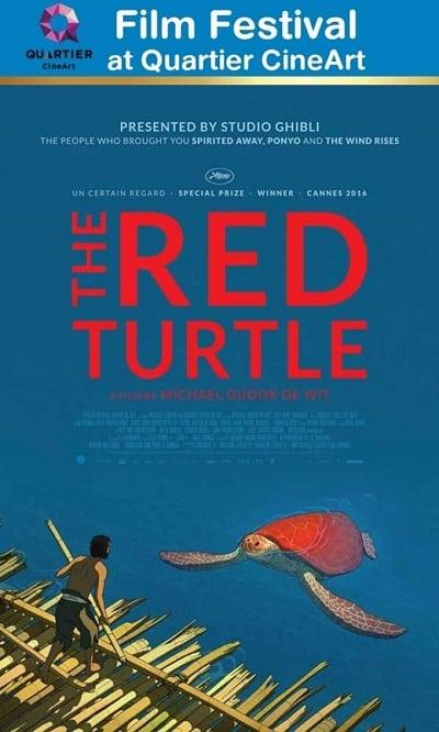 The Red Turtle (2016) เต่าแดง