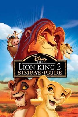 The Lion King 2: Simba's Pride (1998) เดอะ ไลออน คิง ภาค 2: ซิมบ้าเจ้าป่าทรนง