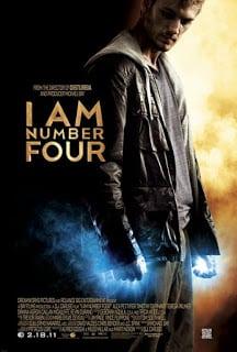 I Am Number Four (2011) ปฏิบัติการล่าเหนือโลกจอมพลังหมายเลข 4