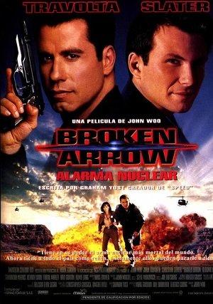 Broken Arrow (1996) คู่มหากาฬ หั่นนรก