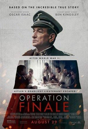 Operation Finale (2018) ปฏิบัติการ ปิดฉาก ปีศาจนาซี