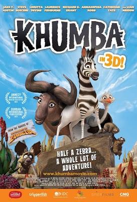 Khumba (2013) คุมบ้า ม้าลายแสบซ่าส์ ตะลุยป่าซาฟารี