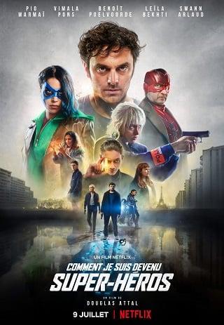 How I Became a Superhero   Netflix (2020) ปริศนาพลังฮีโร่