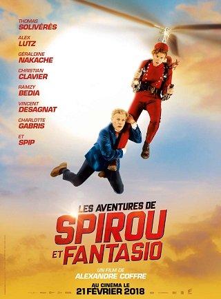 Spirou & Fantasio's Big Adventures (2018) การผจญภัยครั้งใหญ่ของ สปิโรและโอเปร่า